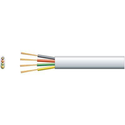 4 core telephone cable
